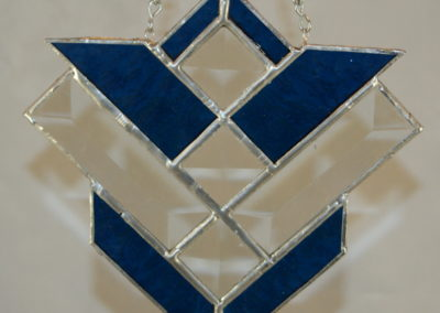 Chevron based Suncatcher